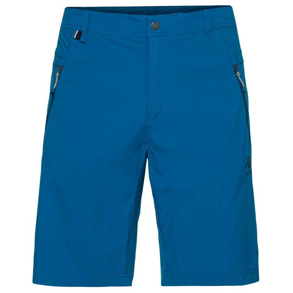 Odlo Shorts Wedgemount Bleu acheter et offres sur Trekkinn