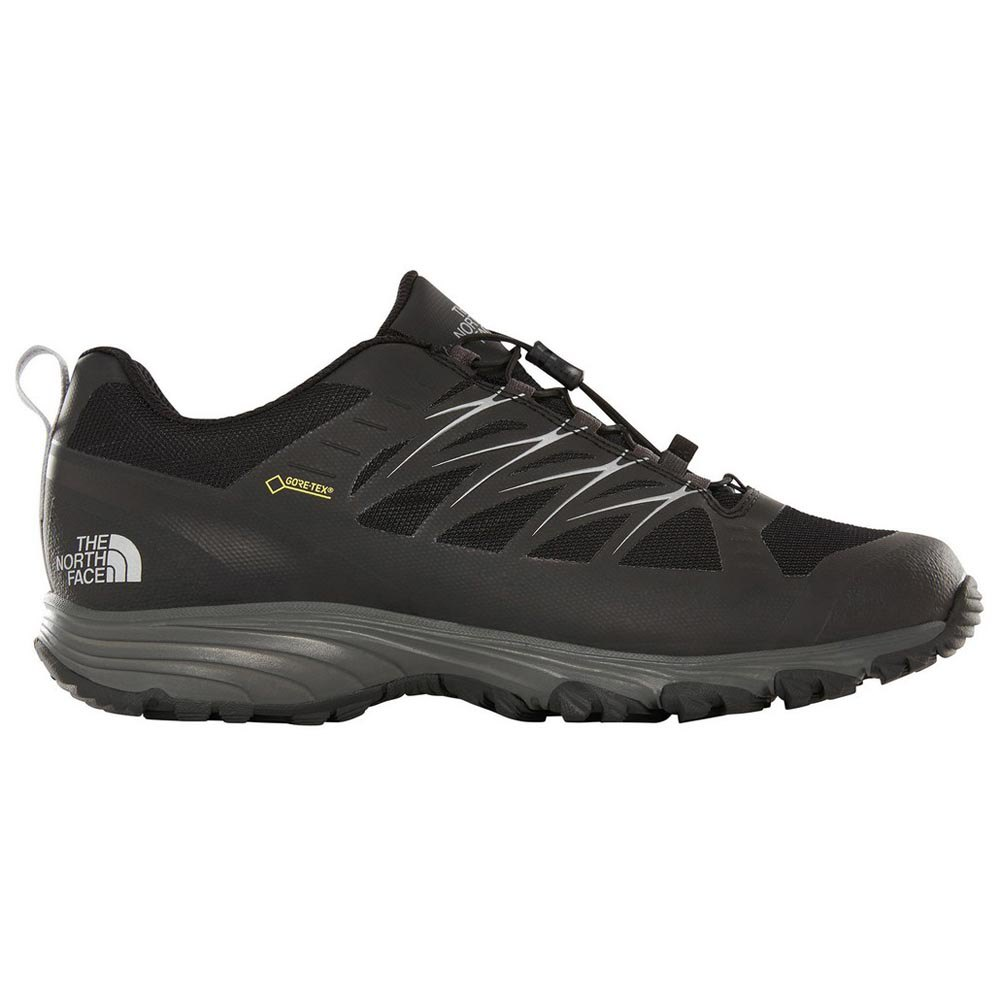 e6b654cb497 The north face Venture Fastlace Goretex Sort, Trekkinn