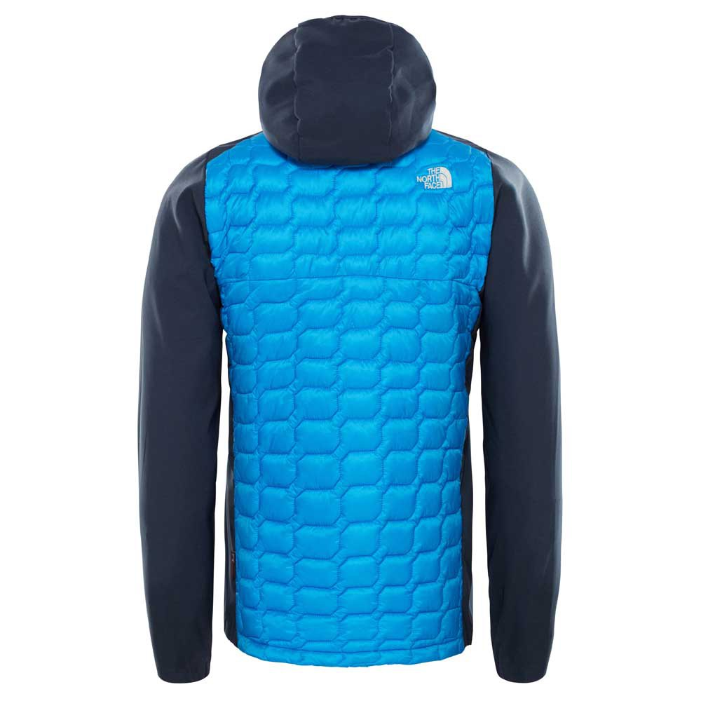 | The North Face Thermoball Hybrid Glacier Hoodie