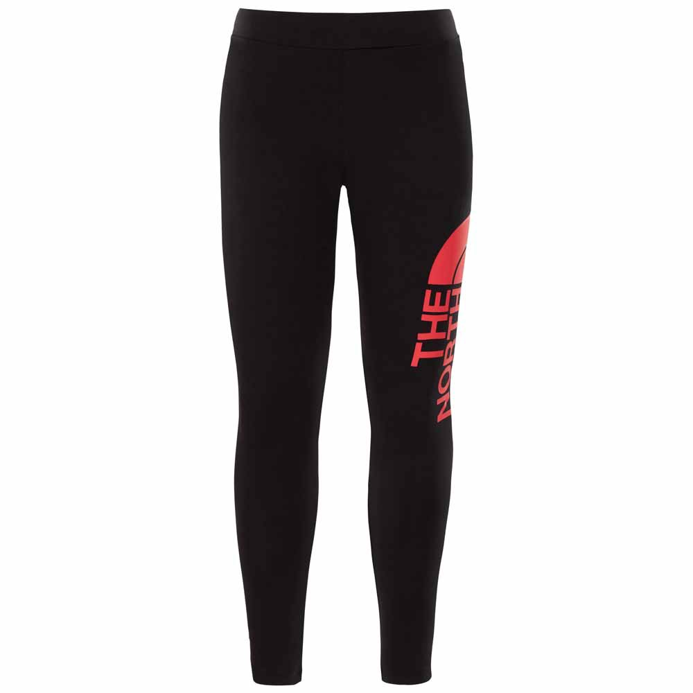 The north face Girl´s Cotton Blend Legging Big Logo
