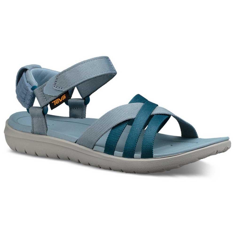 fc387dcd1f5 Teva Sanborn Sandal Blue buy and offers on Trekkinn