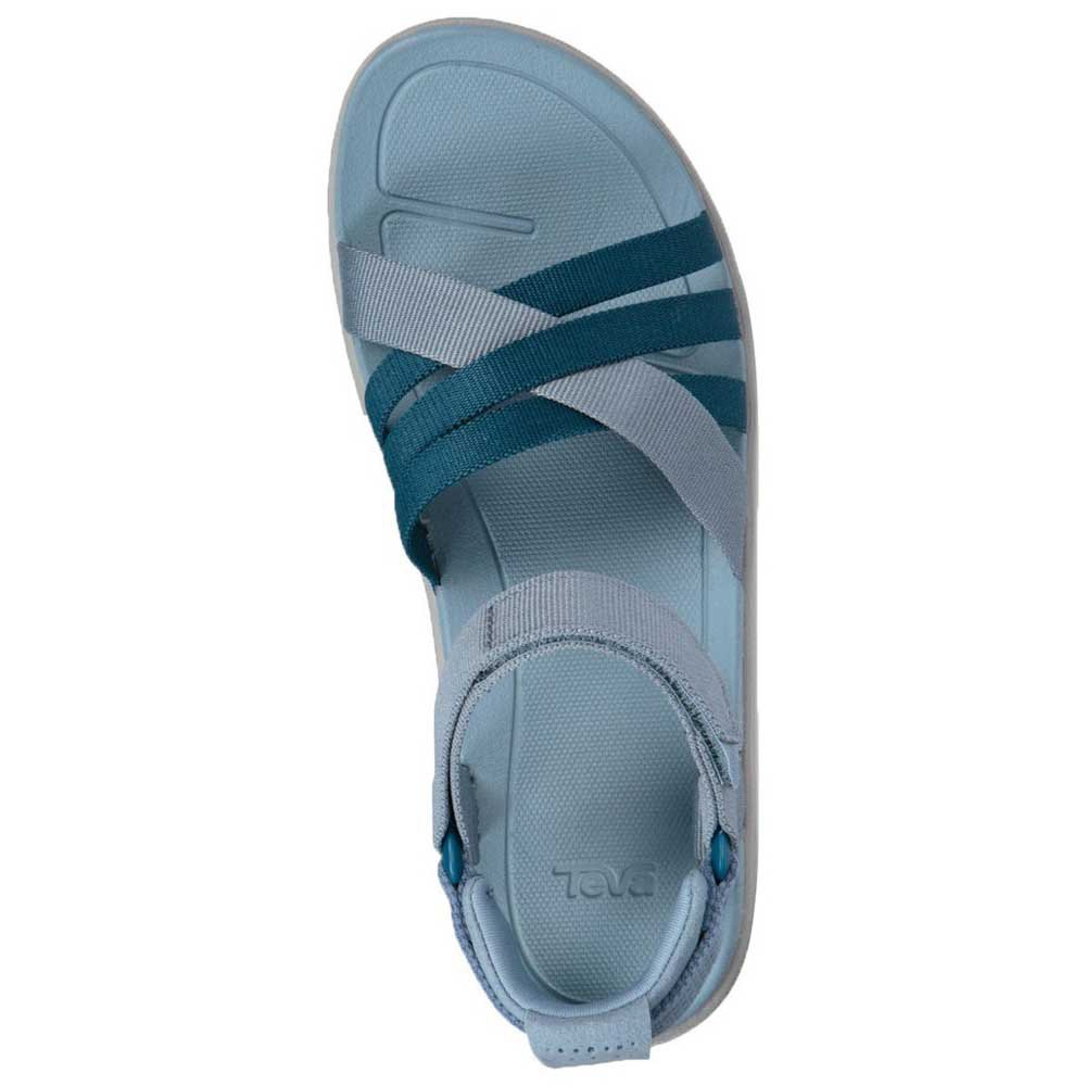 5b110ea68 Teva Sanborn Sandal Blue buy and offers on Trekkinn