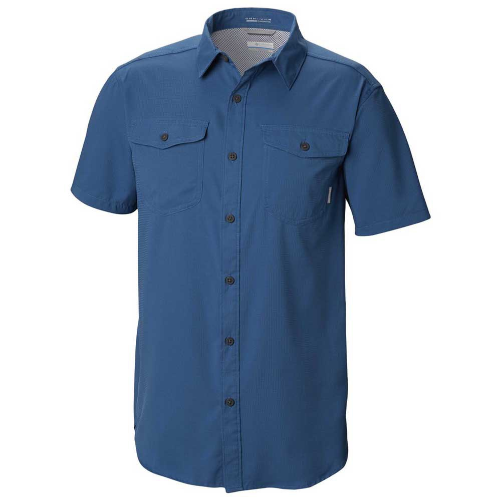Columbia Utilizer II Solid S/S Shirt