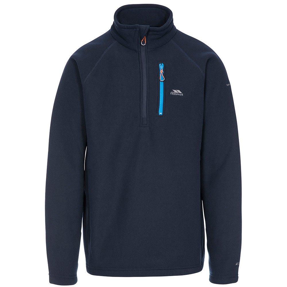 Men/'s Half Zip Fleece Top BERGHAUS Stainton XL Brand New