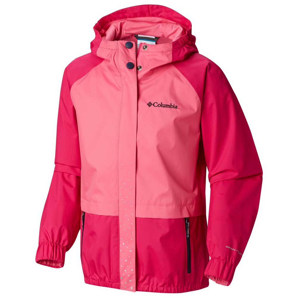 Columbia Splash SMore Rain Jacket Girls