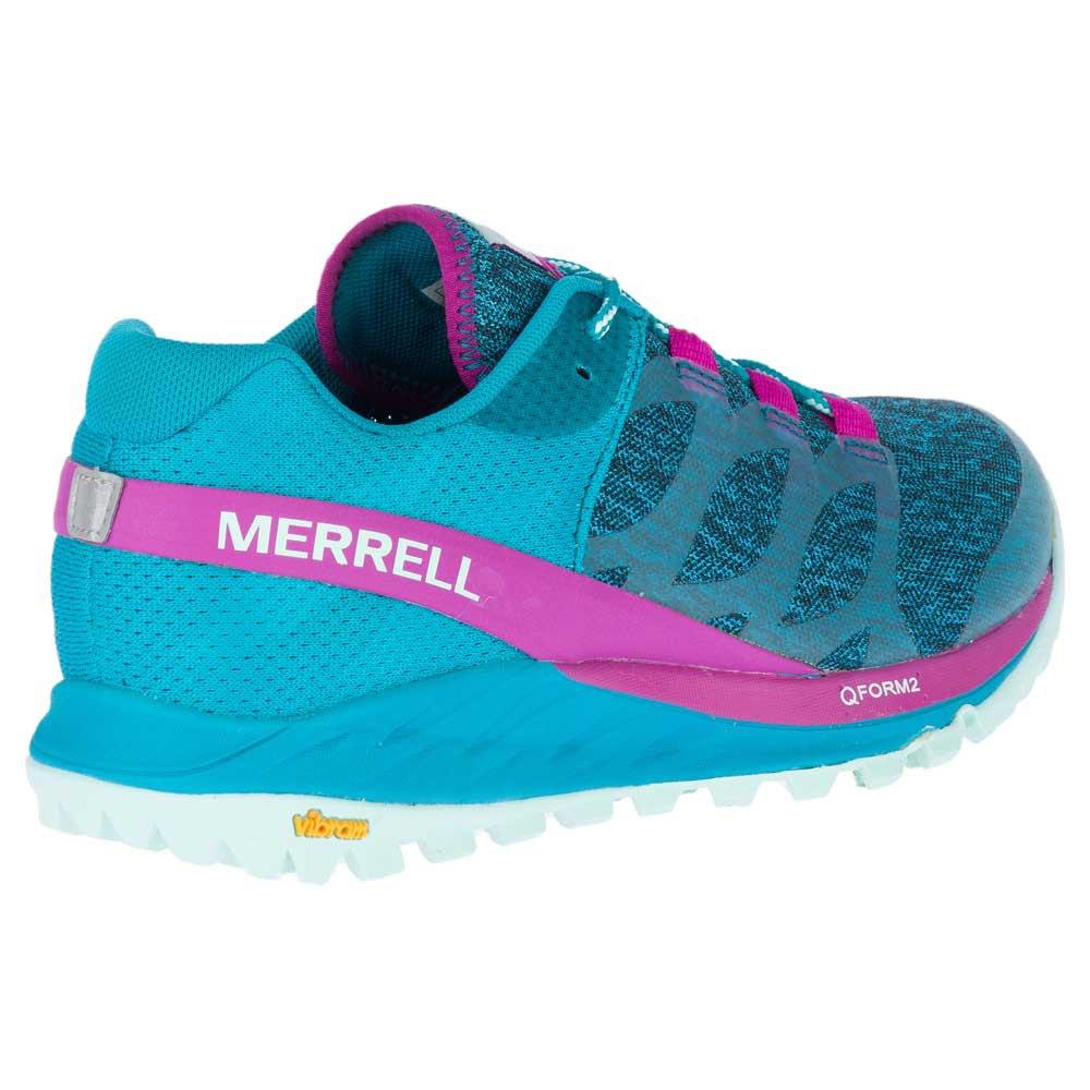 Merrell Antora Bleu acheter et offres sur Trekkinn