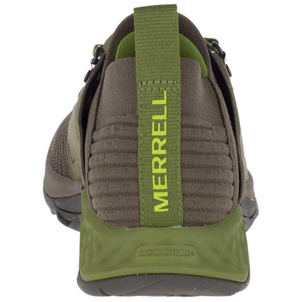 Merrell Range Ac+ Grön köp och erbjuder, Trekkinn Skor
