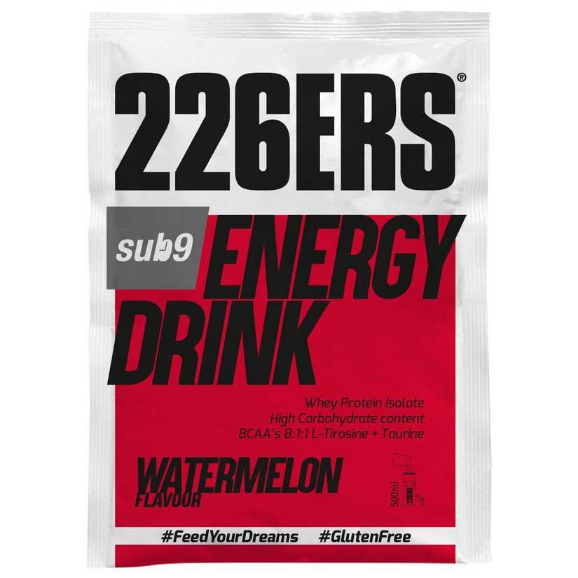 226ers Energy Drink Sub-9 50g 15 Units