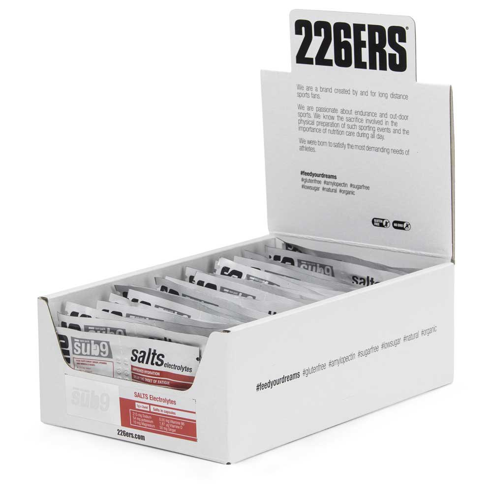 Sportergänzung 226ers Sub9 Salts Electrolytes Duplo 40