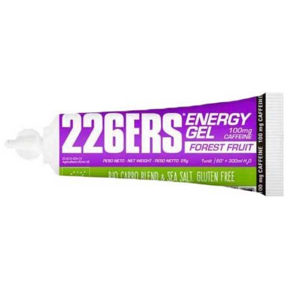 226ers Energy Gel Bio 100mg Caffeine 40 Units
