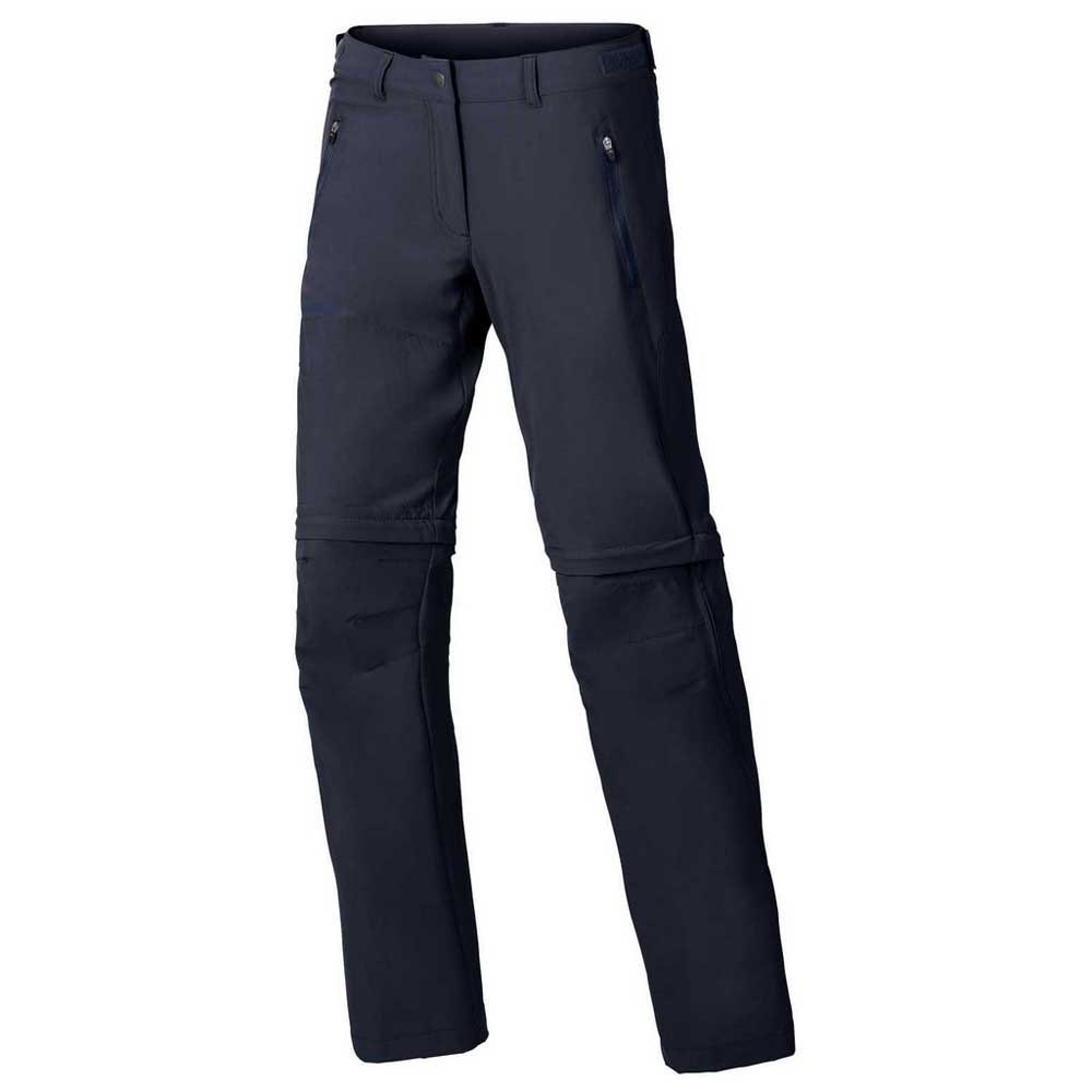 VAUDE Farley Stretch Zip Off Pants Short