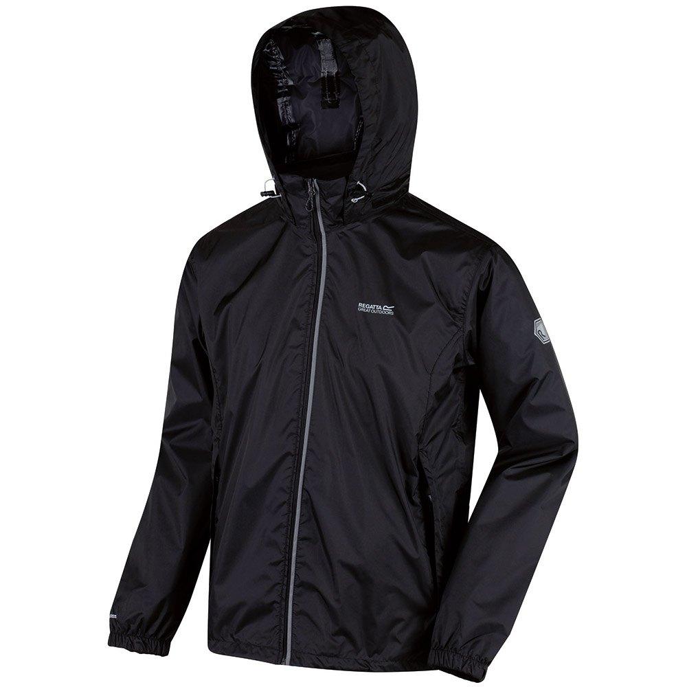 Regatta Mens Lyle IV Lightweight Waterproof Outdoor Walking Packaway Jacket