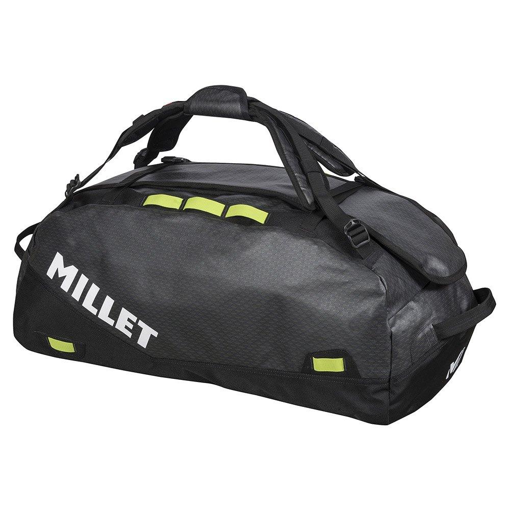 d495ed12ee2 Millet Vertigo Duffle 60L Black buy and offers on Trekkinn