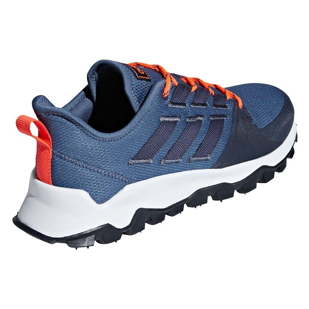 adidas Kanadia Trail Azul comprar e ofertas na Trekkinn Sapatos
