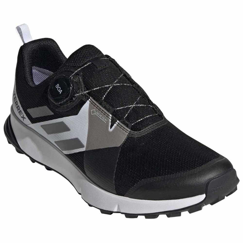 adidas Terrex Two Parley Black buy and offers on Trekkinn