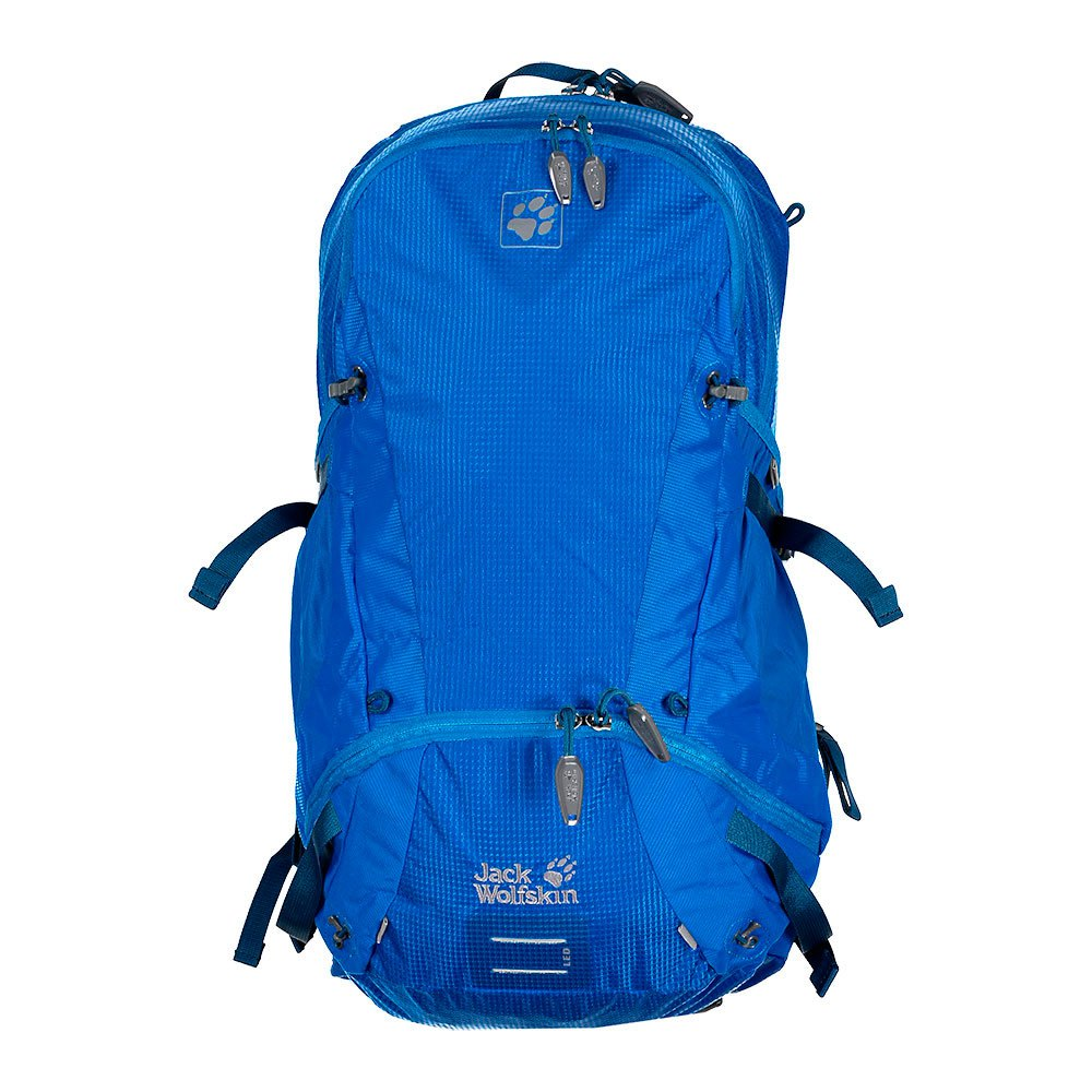 7e21f7a149 Jack wolfskin Moab Jam 30L Blue buy and offers on Trekkinn