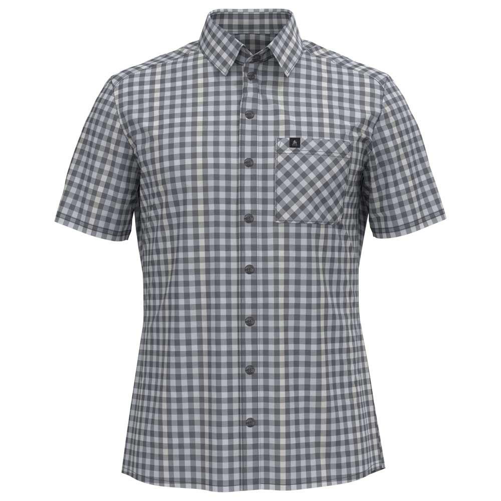 Hemden Odlo Nikko Check