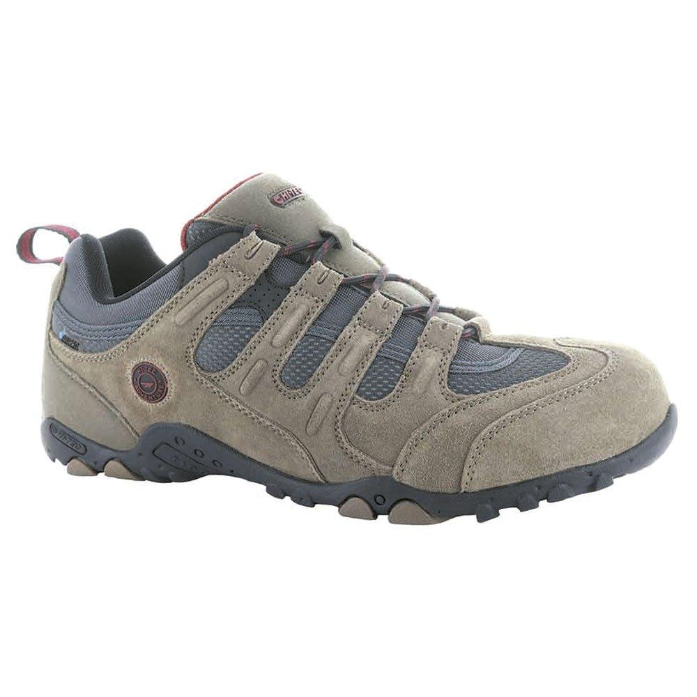 Hi-Tec Quadra Low Classic Mens Hiking Walking Shoes Trainers
