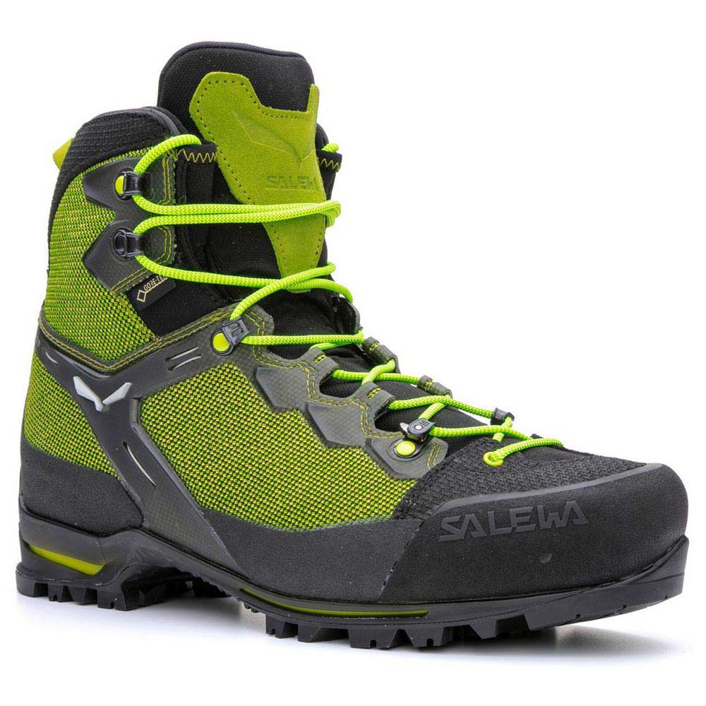 Botas Impermeables de Montaña y Trekking, Salomon, Quest Gore Tex, Hombre, Negro