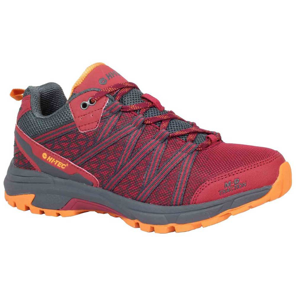HI-TEC Serra Trail Red buy and offers