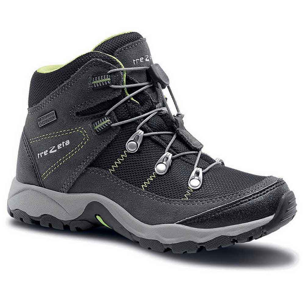 Bottes Trezeta Twister Waterproof Kid EU 31 Black / Grey
