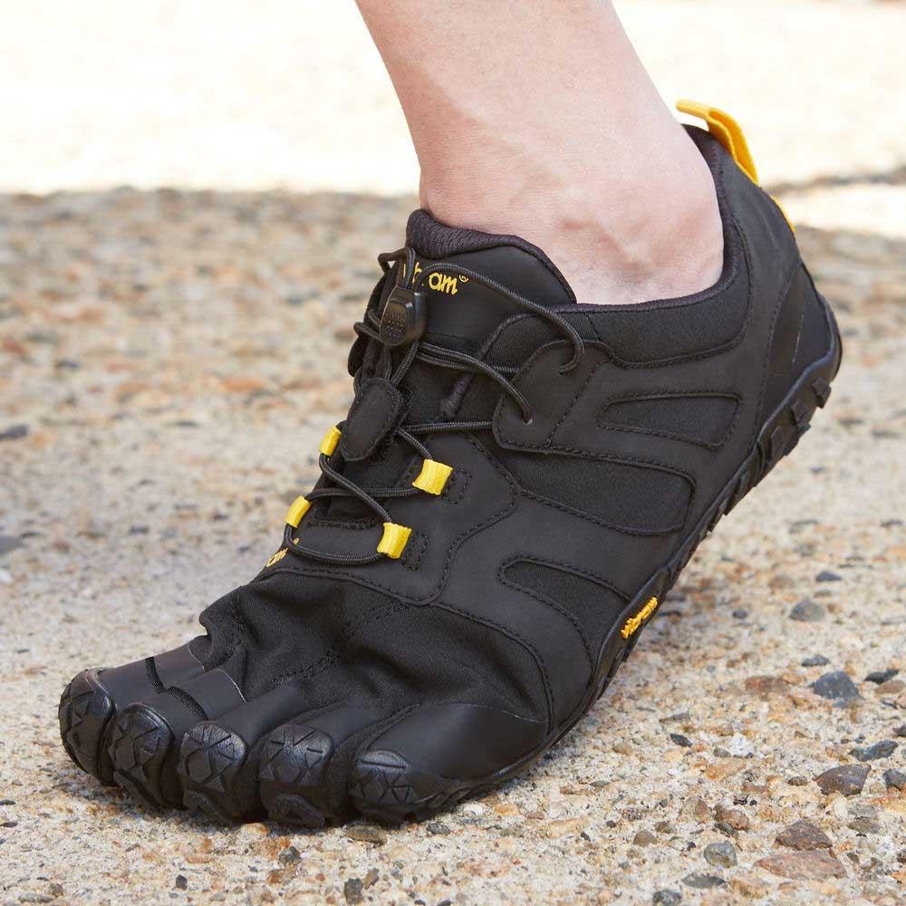 Vibram Fivefingers V-Trail 2.0 Mens Shoes Black