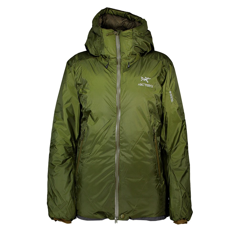 Arc'teryx Firebee AR Parka Green buy and offers on Trekkinn