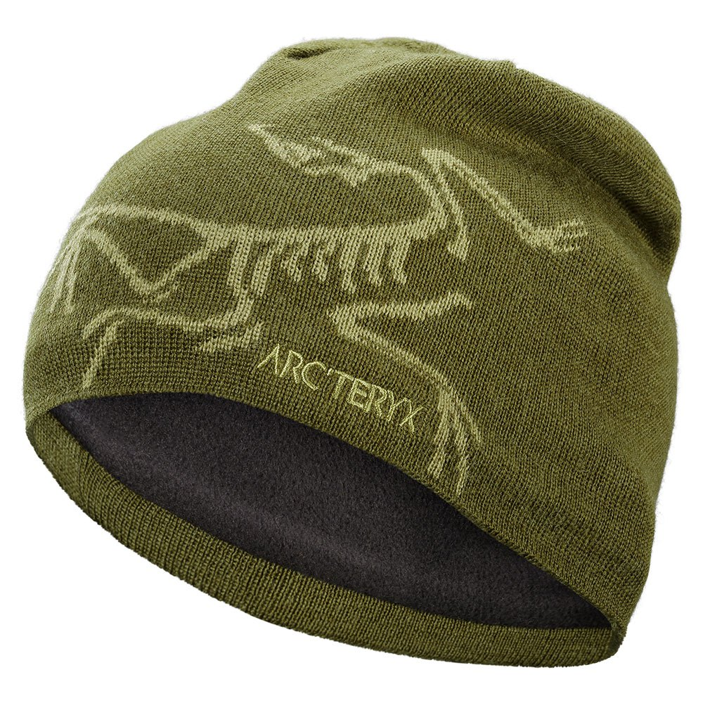 Merino Wool Blend Arcteryx Bird Head Toque Thermal fleece underbanding Warm