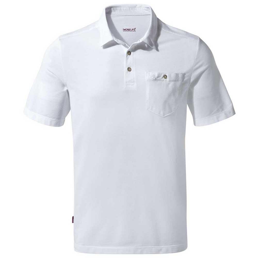 Craghoppers NosiLife Gilles Mens Short Sleeve Polo Shirt