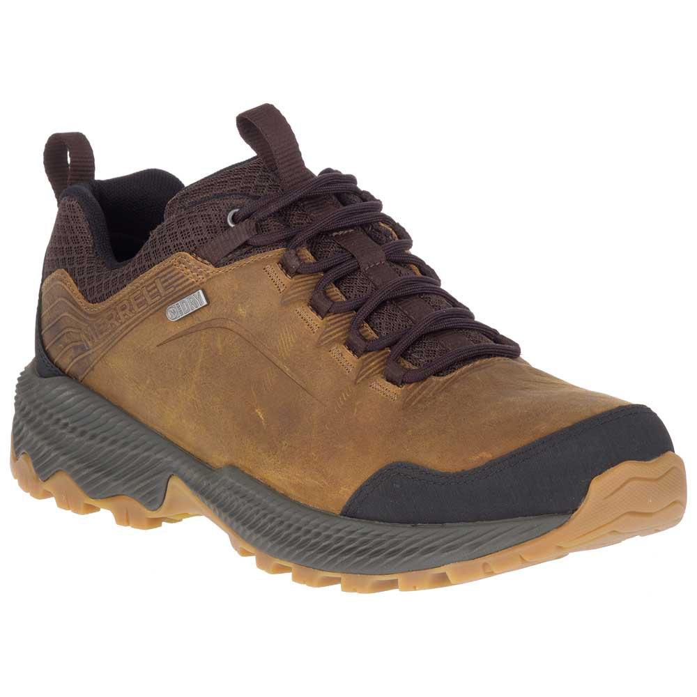 Merrell Forestbound Waterproof Brown