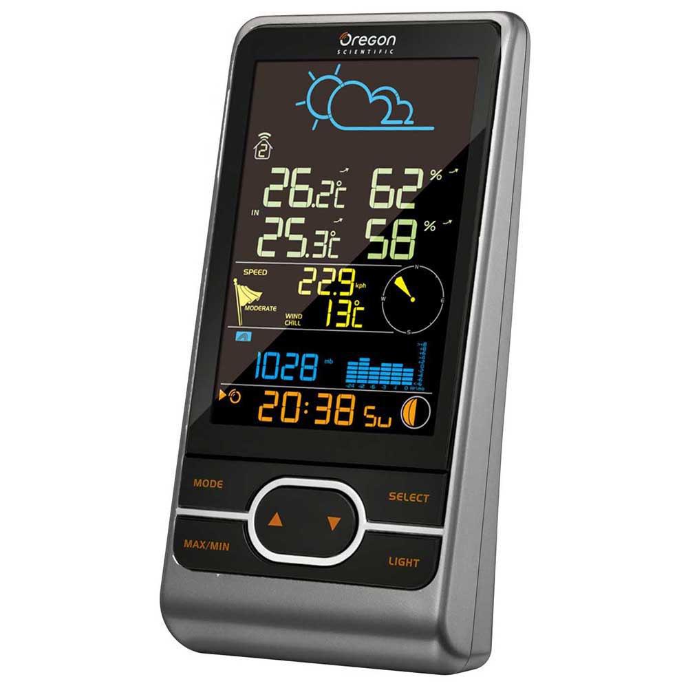 Stations météo Oregon-scientific Wmr86nsx Professional Pro Color