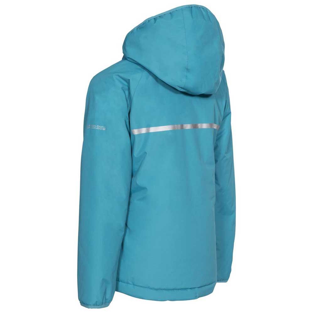 Trespass Shasta Girls Waterproof Insulated Jacket