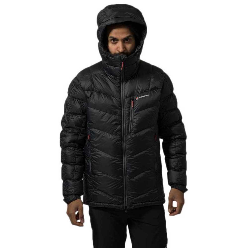 Montane Jagged Ice Black buy and offers on Trekkinn