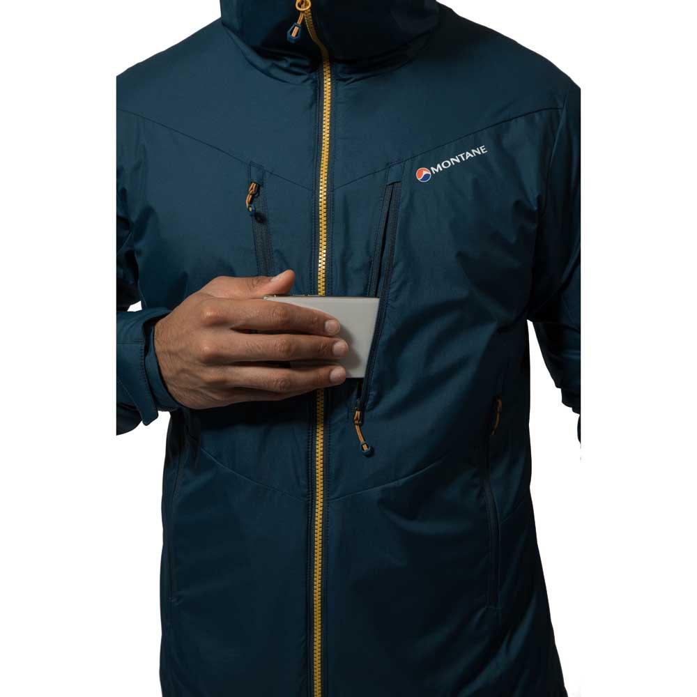Montane Hydrogen Extreme SMU Jacket Mountain SoftShell