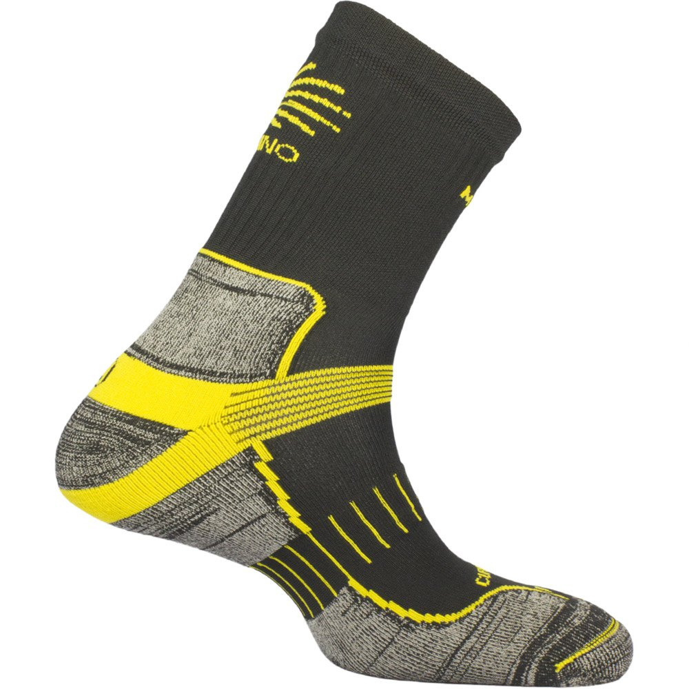 Black Vibram Five Fingers Ghost Low Profile Toe Unisex Underwear Sports Socks