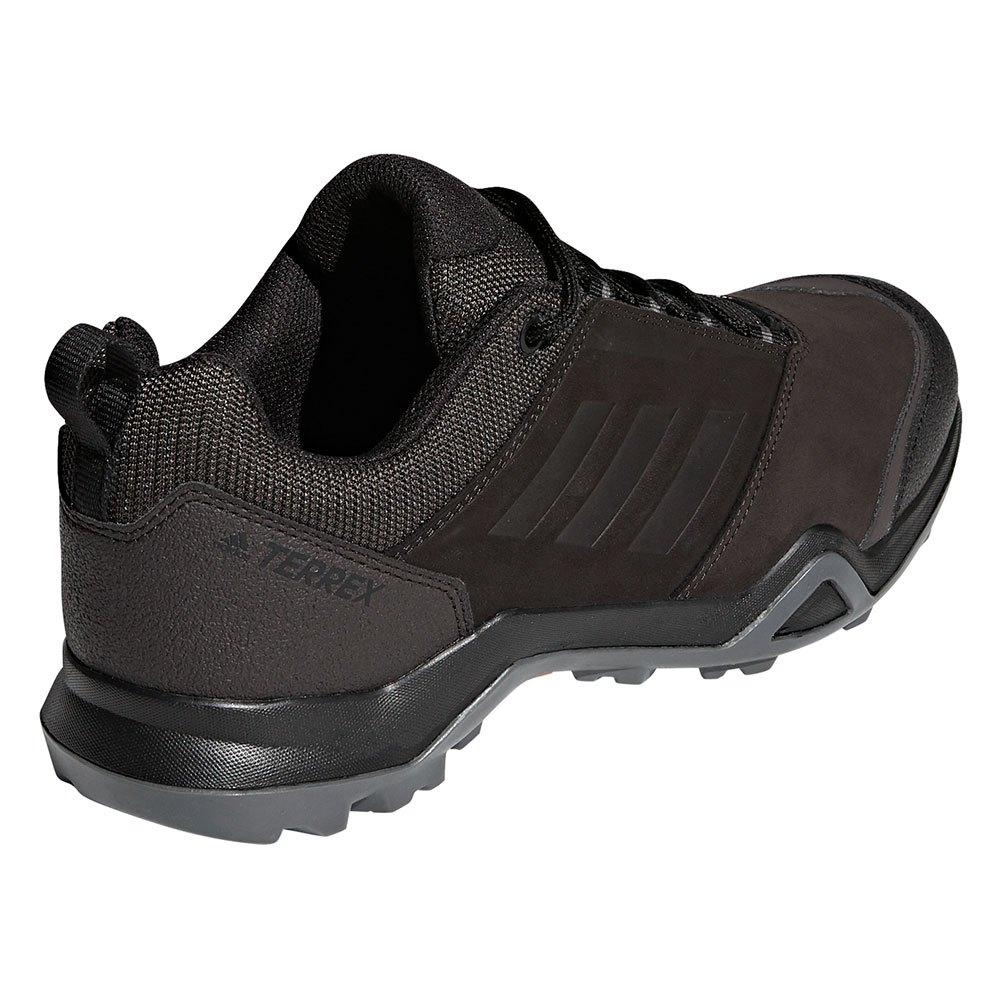 adidas Terrex Brushwood Leather Black
