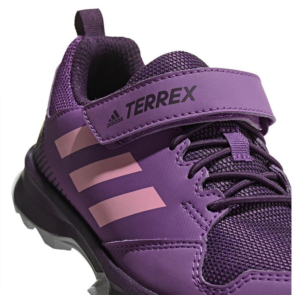 adidas Terrex Tracerocker Cloudfoam Kid Lila, Trekkinn