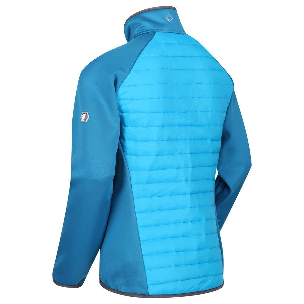 Regatta Women/'s Bestla Hybrid Lightweight Jacket Blue
