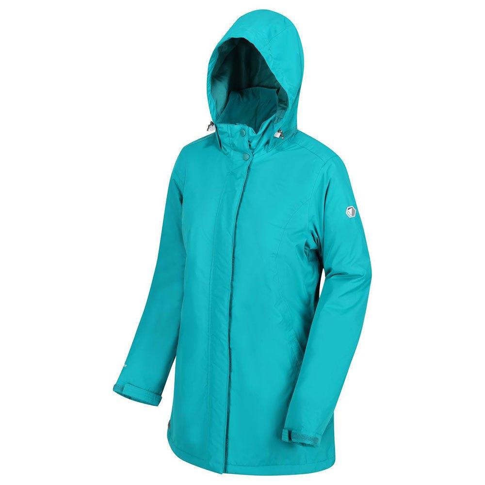 Regatta Women/'s Blanchet II Waterproof Insulated Jacket Blue
