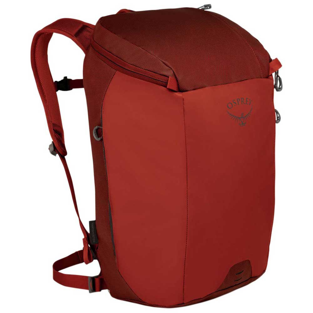 Sacs à dos Osprey Transporter Zip One Size Ruffian Red