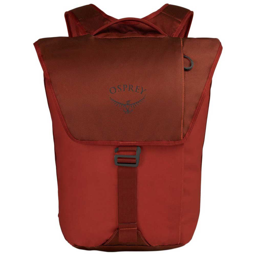 Sacs à dos Osprey Transporter Flap One Size Ruffian Red