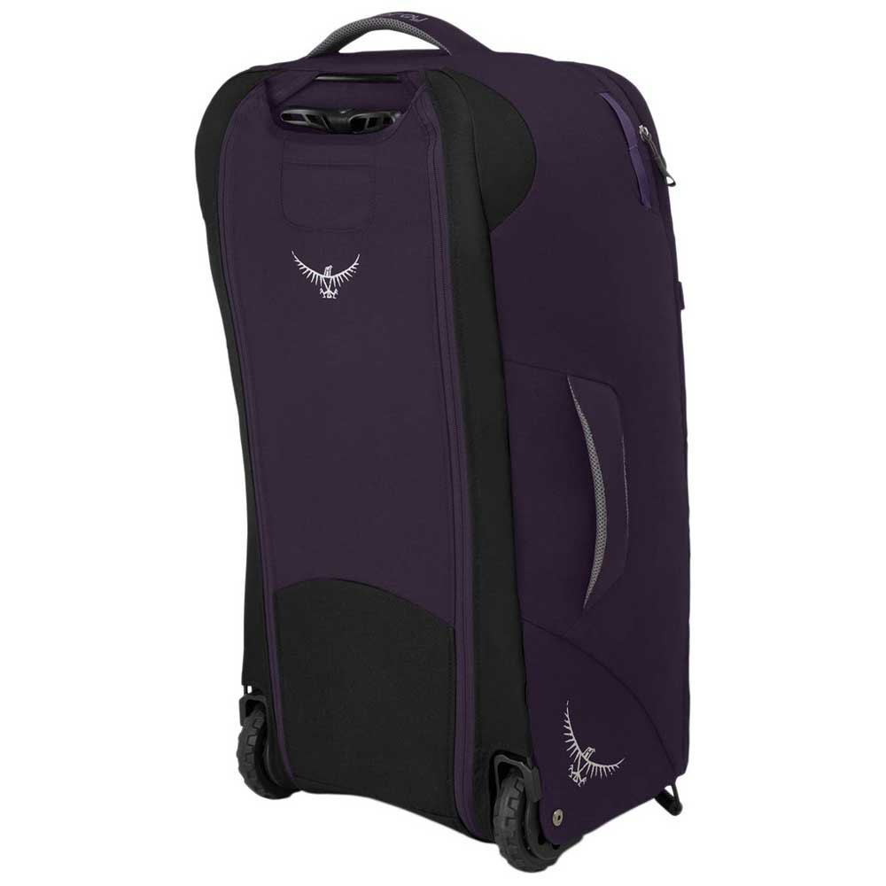 Bagages Osprey Fairview Wheels 65 One Size Amulet Purple