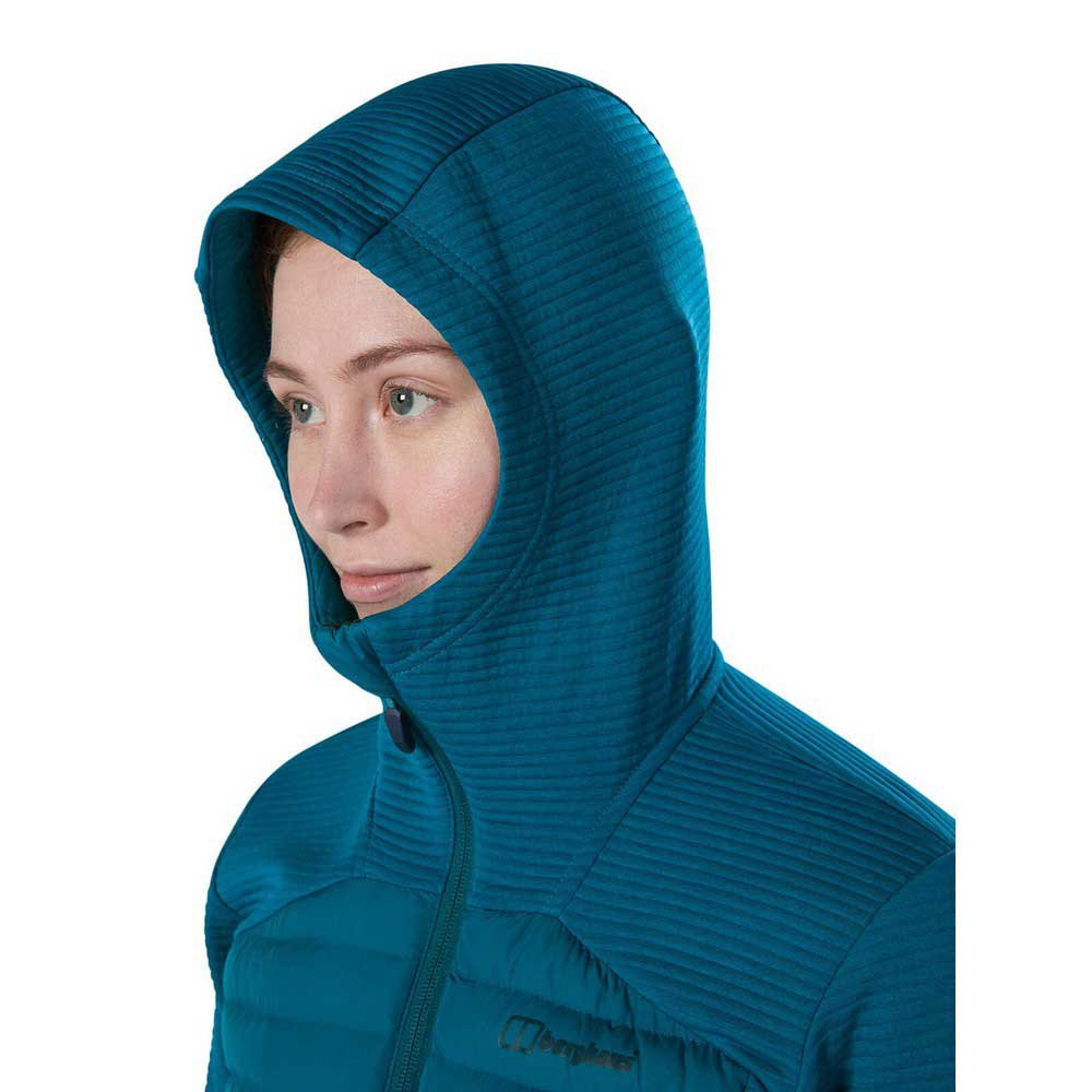 Berghaus Womens Nula Hybrid Synthetic Insulated