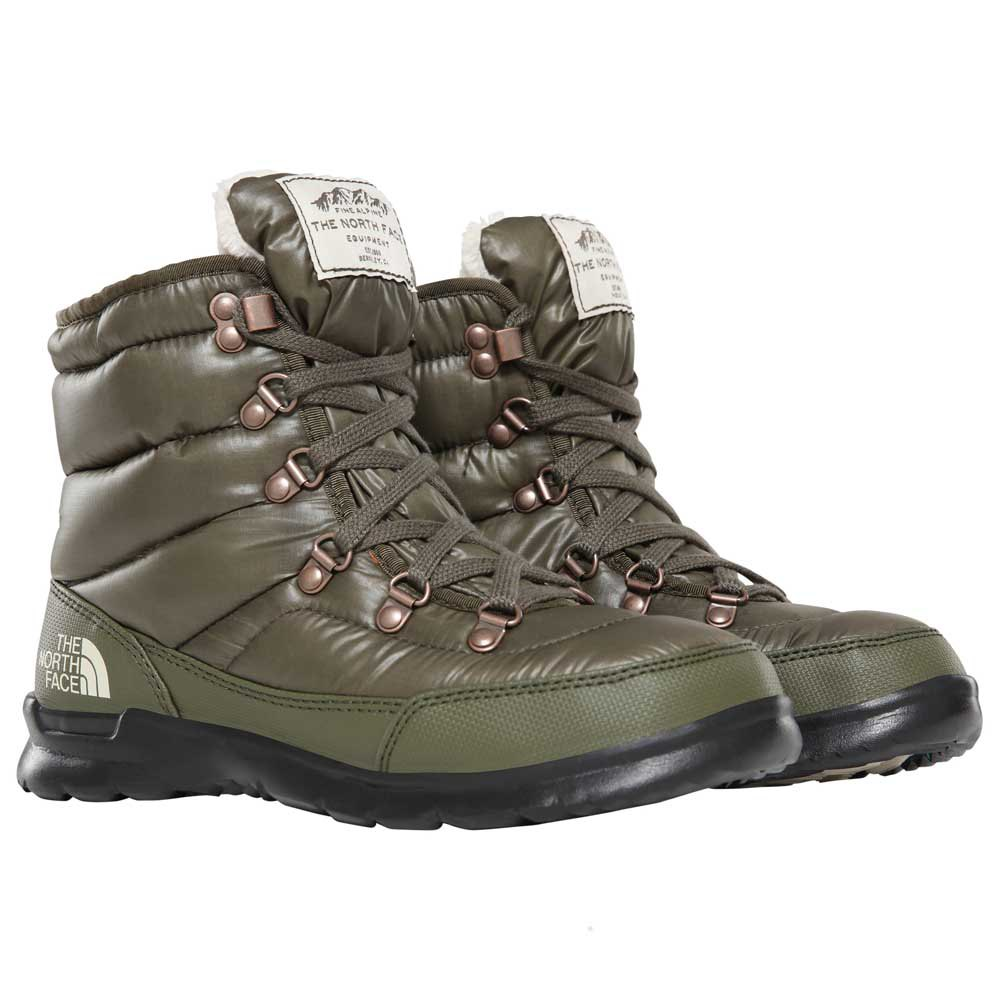 The north face Thermoball Lace II Green