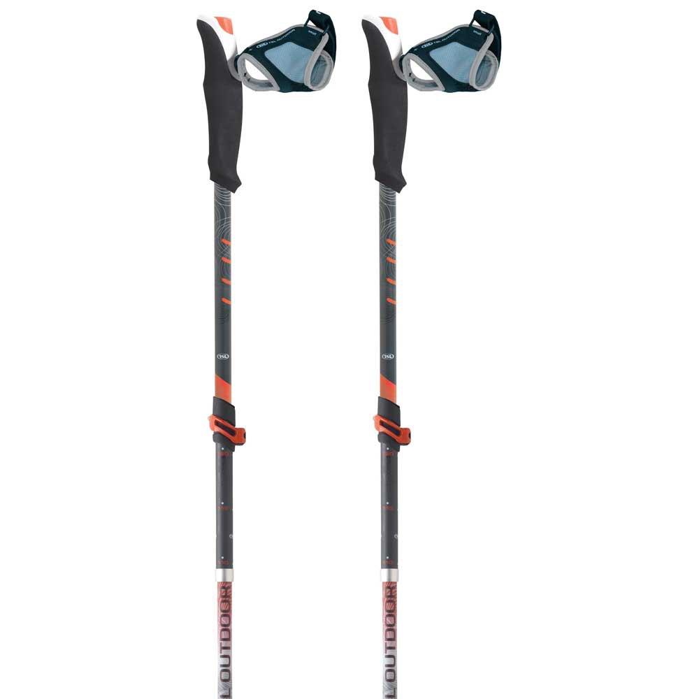 Tsl-outdoor Connect Carbon 5 Light Swing 110-130 cm Black / Red / White