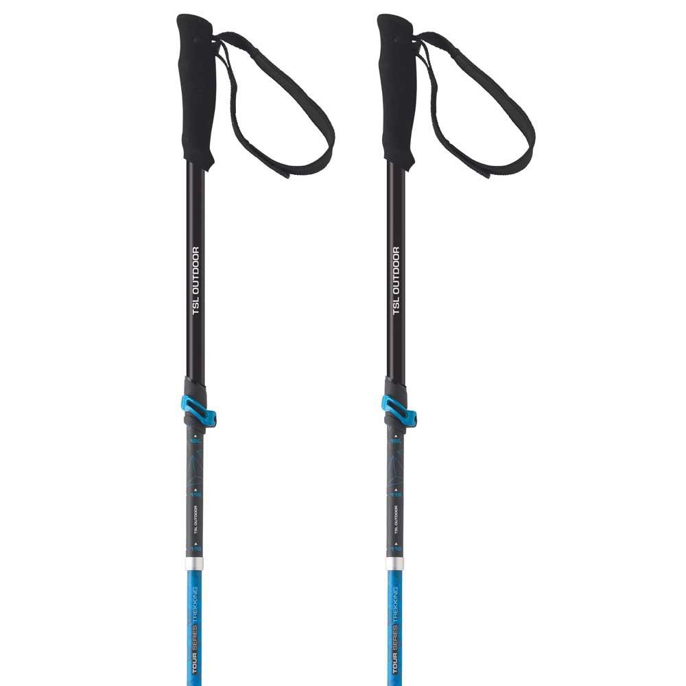 Tsl-outdoor Tour Alu 5 Light Swing 110-130 cm Grey / Blue