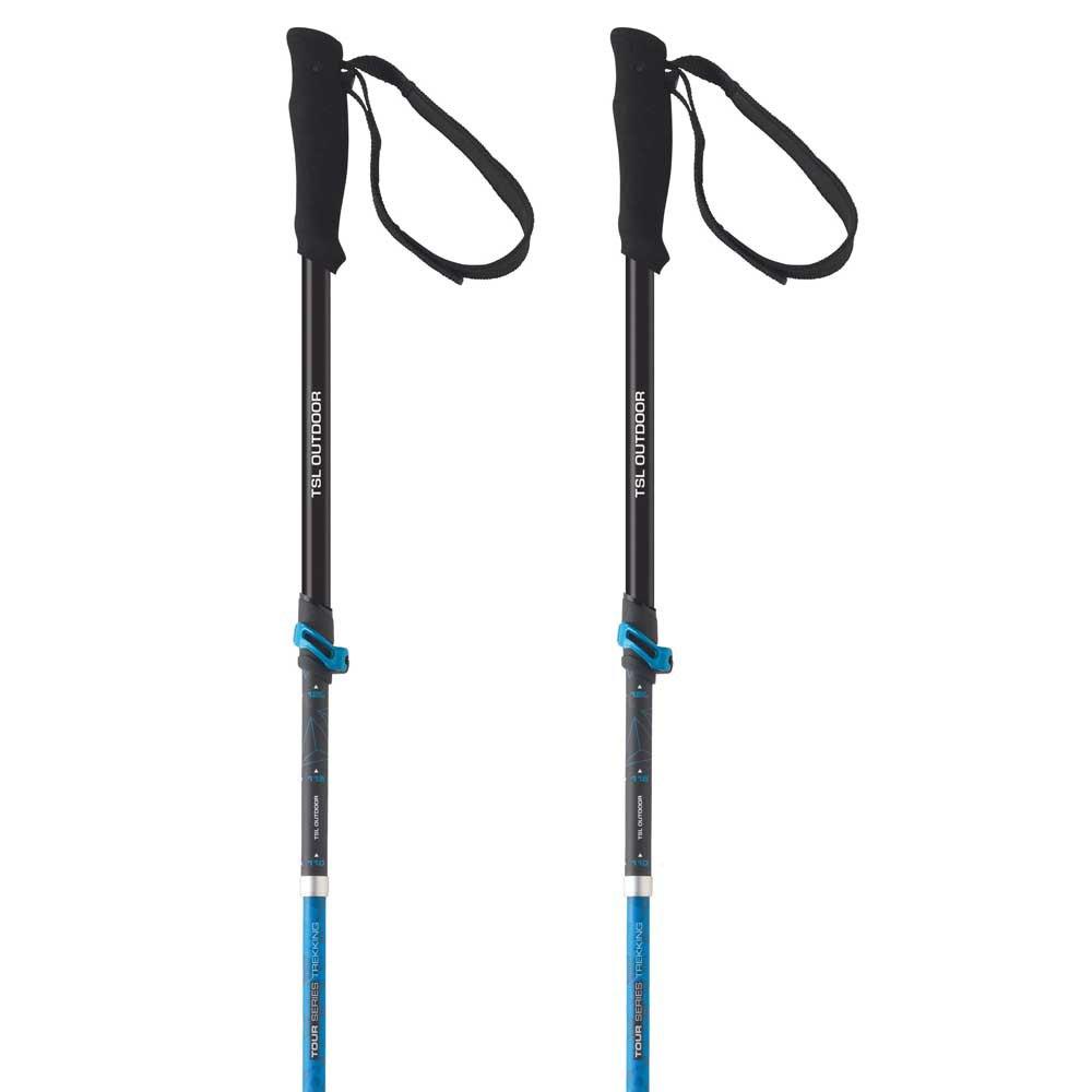 Tsl-outdoor Tour Alu 5 Light P&p 110-130 cm Grey / Blue