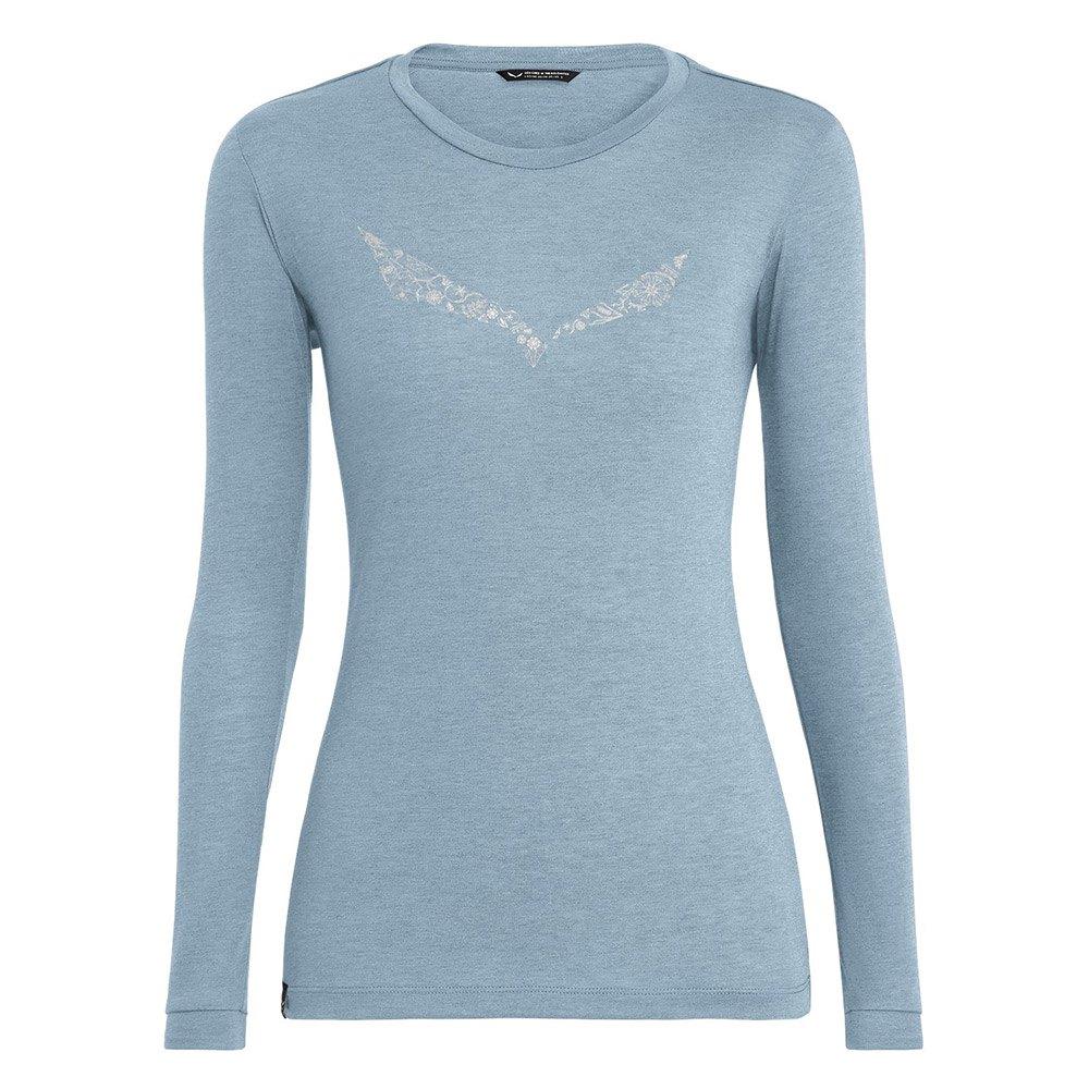 t-shirts-salewa-solidlogo-dry