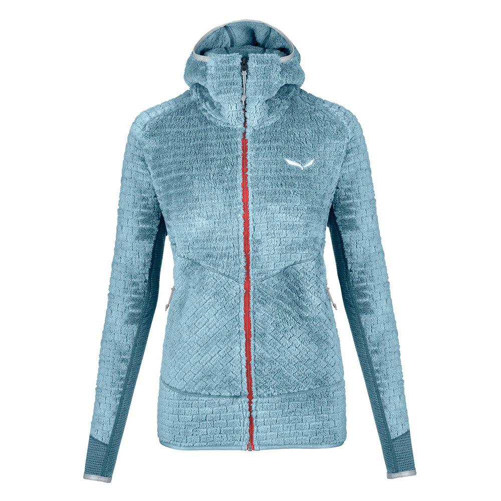 SALEWA Damen Ortles 2 Ptc Half-Zip Sweatshirt