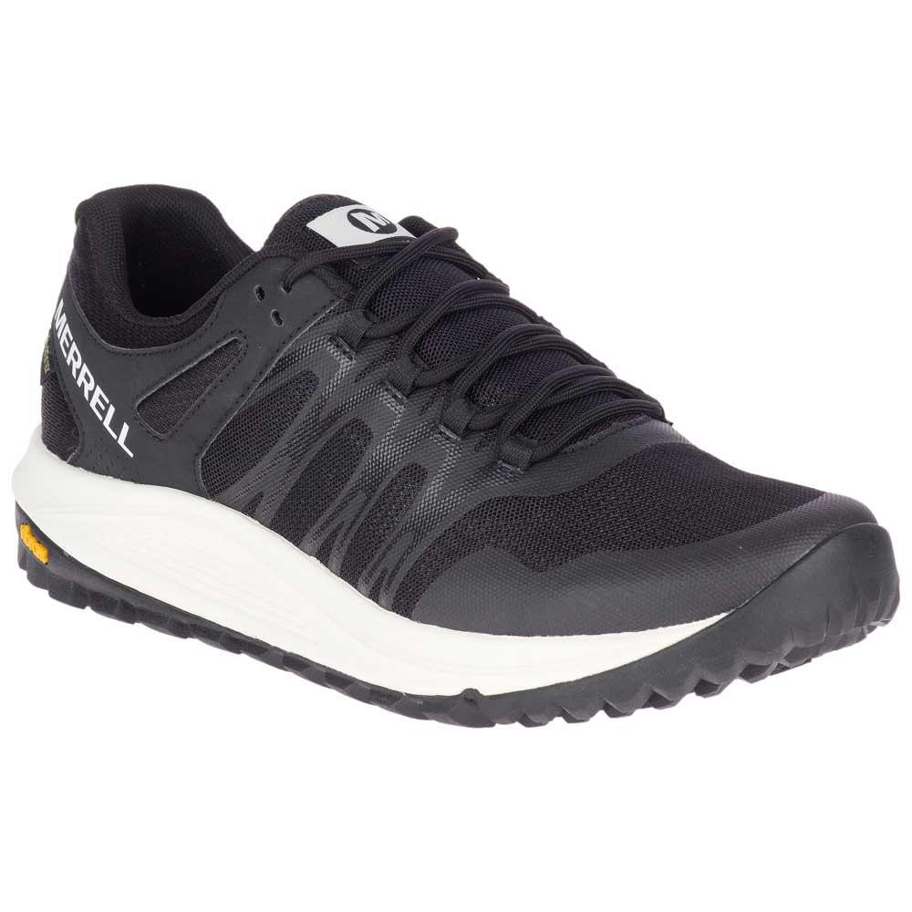 merrell black sneakers